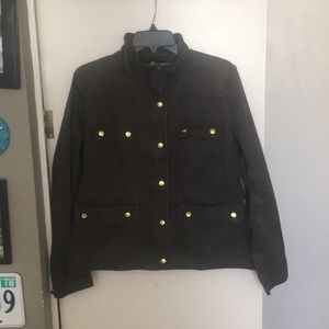 J. Crew utility jacket